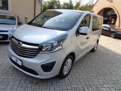 usata Opel Vivaro 1.6 CDTI 125 CV 9 POSTI PREZZO + IVA