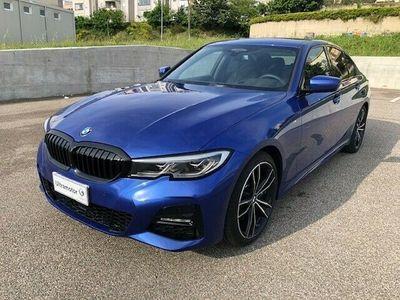 usata BMW 330 Serie 3 i Msport del 2019 usata a Matera