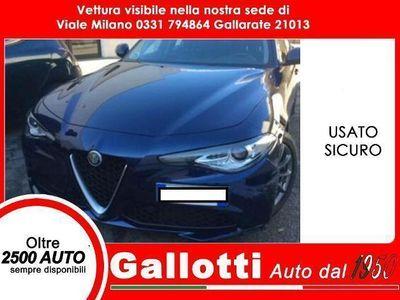 używany Alfa Romeo Giulia 2.2 Turbodiesel 180 CV Super 2.2 Turbodiesel 180 CV Super