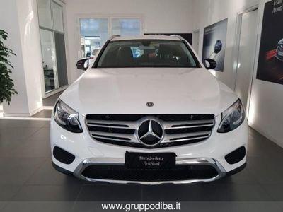 usado Mercedes E250 GLC d 4matic sport