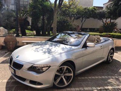 usata BMW 650 Cabriolet Serie 6 (E63/E64) cat msport