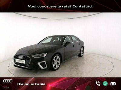 usata Audi A4 35 2.0 tdi mhev S line Edition 163cv s-tronic