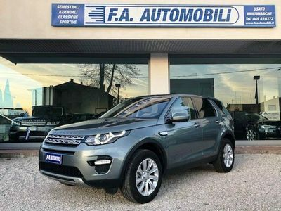 usata Land Rover Discovery Sport 2.0 Si4 HSE Automatico
