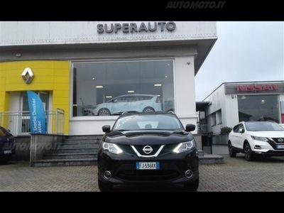 usata Nissan Qashqai 1.5 dCi DPF Acenta nuova a Vigevano