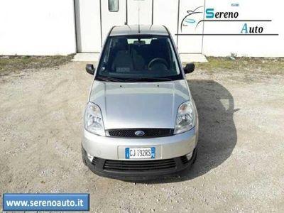 usata Ford Fiesta 1.4 TDCi 70CV 5p. Titanium.Bs.