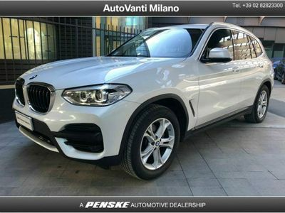 usata BMW X3 (G01/F97) xDrive20d Business Advantage
