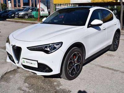 usata Alfa Romeo Stelvio 2.2 Turbodiesel 210 CV AT8 Q4 Executive