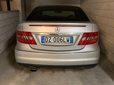usata Mercedes CLC220 sport