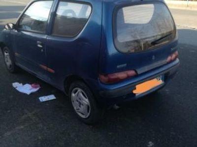 brugt Fiat 600 - 2002