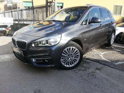 usata BMW 218 Active Tourer Serie 2 xDrive Luxury 2.0 150cv