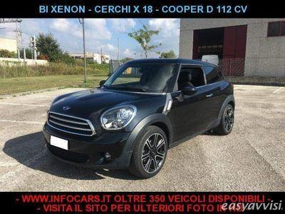 gebraucht Mini Cooper D Paceman 112 cv - 2013 cerchi x 18 diesel