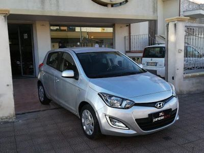 usata Hyundai i20 1.2 5p. sound edition benzina