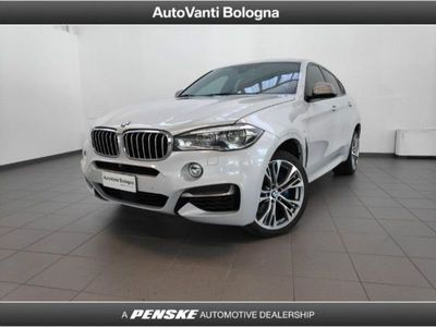 second-hand BMW X6 (F16/F86) M50d
