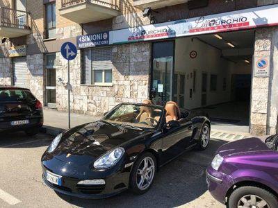 usado Porsche Boxster 2.9 24V km 27000!!