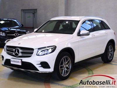 usado Mercedes GLC220 D PREMIUM 4MATIC 9G-TRONIC