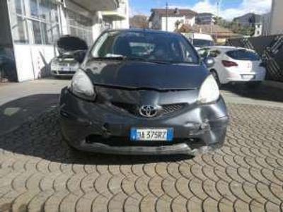usata Toyota Aygo 1.0 12V VVT-i 5 porte Sol Benzina