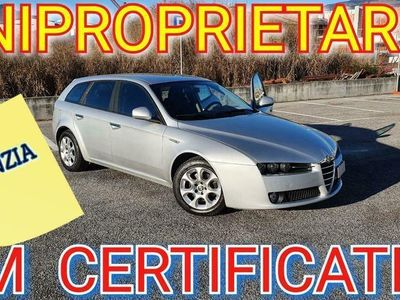usata Alfa Romeo 159 sw 1.9 jtdm ( distribuzione fatta )