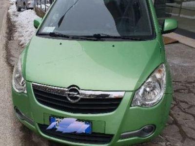 usata Opel Agila 1.2 16V 86CV aut. Enjoy usato