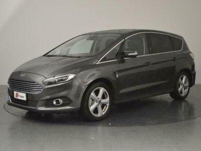 usata Ford S-MAX 2.0 TDCi 180CV Start&Stop Titanium Busi