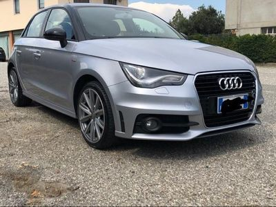 used Audi A1 SPB 1.6 TDI Admired