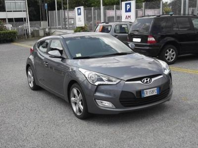 brugt Hyundai Veloster 1.6 GDI COMFORT GPL