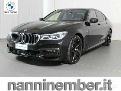 usata BMW 740 d xDrive MSport M Sport