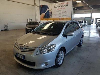 usata Toyota Auris 1.4 D-4d M-mt 5 Porte Active -camb Aut- Usato