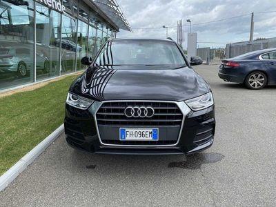 usata Audi Q3 2.0 TDI 150 CV Business del 2017 usata a Amato