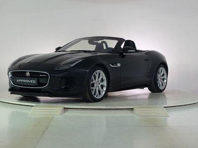 gebraucht Jaguar F-Type (X152) 3.0 V6 380 CV aut. Convertibile R-Dynamic