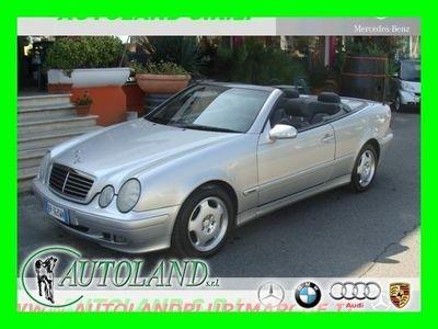 brugt Mercedes CLK230 Cabrio Elegance Evo-AUTOMATICA-PELLE TOTALE-FULL!