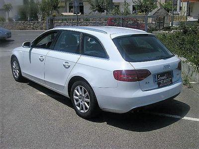 usata Audi A4 2.0 TDI 143CV F.AP. mult. Ambiente