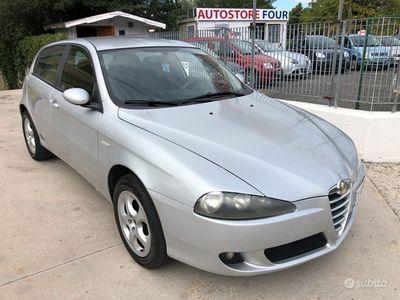 usata Alfa Romeo 147 1.9 120 cv 88 kw anno 2006 117.000