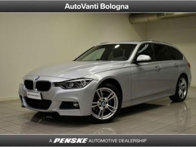 usata BMW 320 Serie 3 Touring Serie 3 (F30/F31) d xDrive Touring Msport