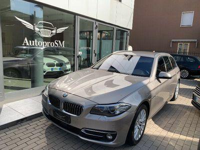 usata BMW 520 Serie 5 (F10/F11) xDrive Touring Luxu