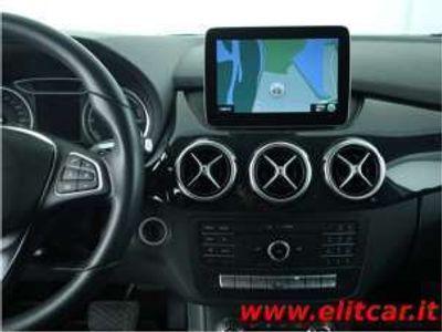 usata Mercedes B250 e Executive Elettrica