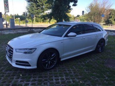 usata Audi A6 Avant 2.0 TDI 190 CV S tronic S-LINE