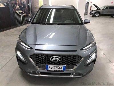usata Hyundai Kona Diesel 1.6 crdi Style 4wd 136cv dct