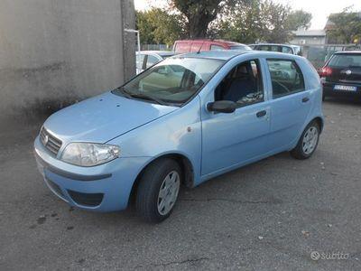 usata Fiat Punto Punto1.2 5p. Active Metano