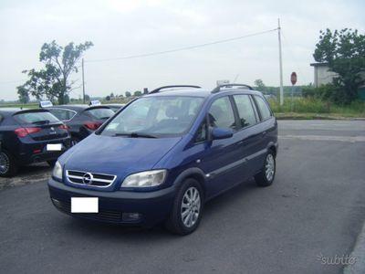 usata Opel Zafira 2.0 CDTI Elegance 7 Posti