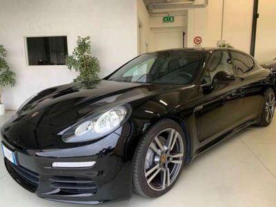 usata Porsche Panamera 3.0 Diesel Black Edition