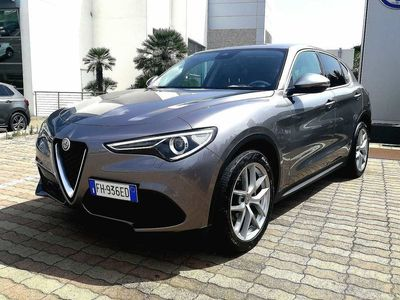 usata Alfa Romeo Stelvio 2.0 Turbo 280 CV AT8 Q4 First Edition