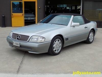 used Mercedes 300 SLSL-24 cat