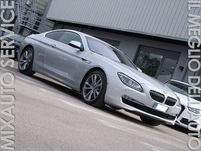 brugt BMW 640 D Coupè 230kw xDrive EU5 DPF