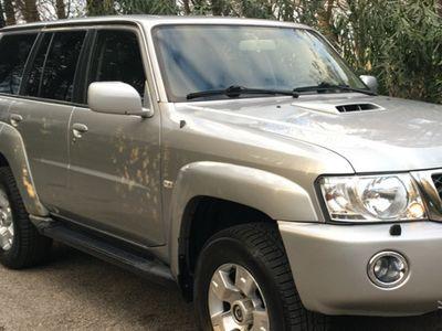 usata Nissan Patrol 3.0 y61 7 posti