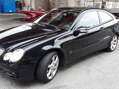 brugt Mercedes C220 CDI sport edition