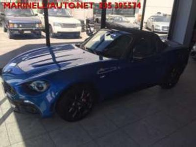 usata Abarth 124 Spider 124 Spider 1.4 Turbo MultiAir 170 CV1.4 Turbo MultiAir 170 CV