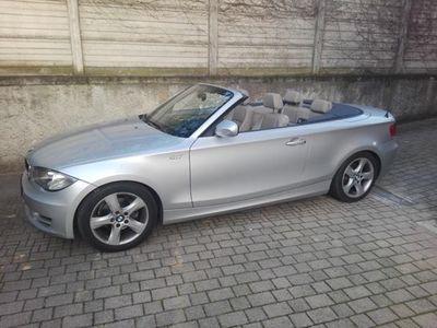 usata BMW 120 Cabriolet Serie 1 Cabrio(E88) Eletta