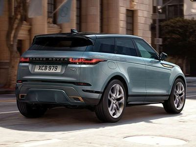 brugt Land Rover Range Rover evoque 2.0 eD4 5p. Pure