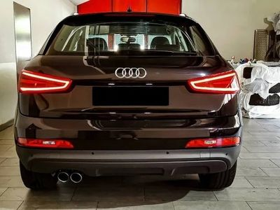usata Audi Q3 2.0 TDI quattro S-Tronic