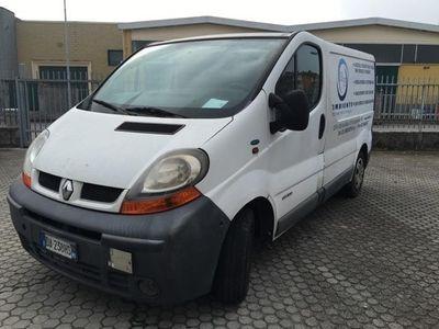 usata Renault Trafic T27 1.9 Dci/100pc-tn Furg Usato